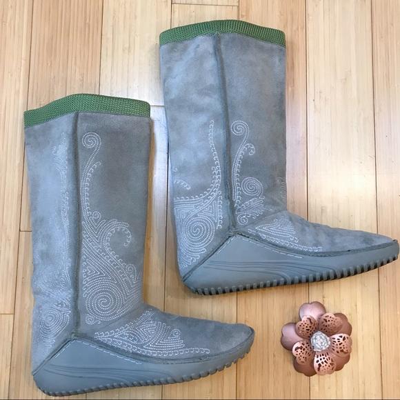 2b764d53414e78 PUMA Monsoon embroidered winter boots