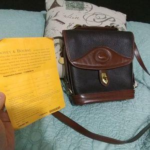 2/$150 Vintage Dooney & Bourke Leather bag