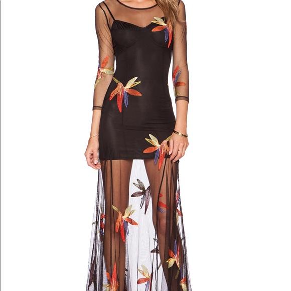 a8083a2762 For Love And Lemons Dresses   Skirts - For Love   Lemons Birds of Paradise  Maxi