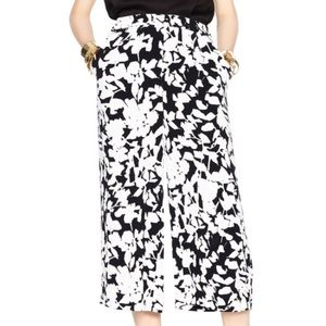 Kate Spade New York Synna Leafy Floral Pants