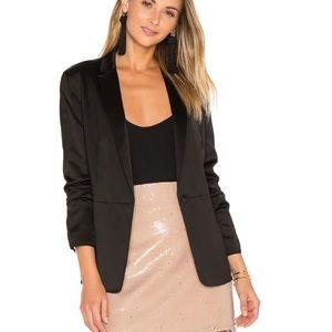 Elizabeth&James black structured/tailored blazer