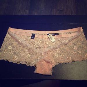 BRANDNEW baby pink panties