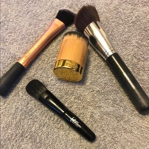 High End Makeup Brush Bundle - Tarte, IT Cosmetics