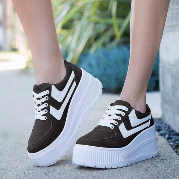 Shoes   New Arrival Black Retro