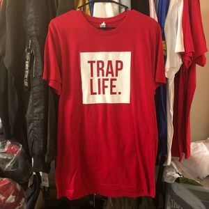 Tops - Trap Life Tee
