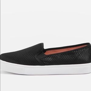 Topshop TEMPO Slip On Trainers SIZE 6