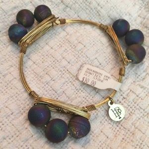 Bourbon and Boweties bracelet