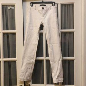 JBRAND White Jeans - Size 27