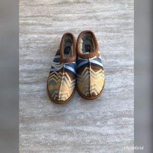 ab8dbf01cf5 UGG PENDLETON CHESTNUT Mens slippers SIZE 11