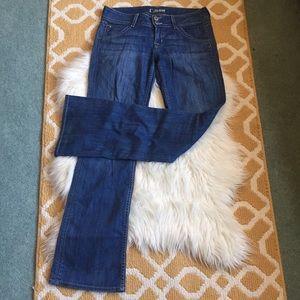 hudson jeans size 28