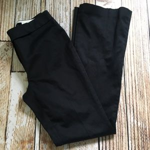 Dana Buchanan Black Flare dress pants size 2