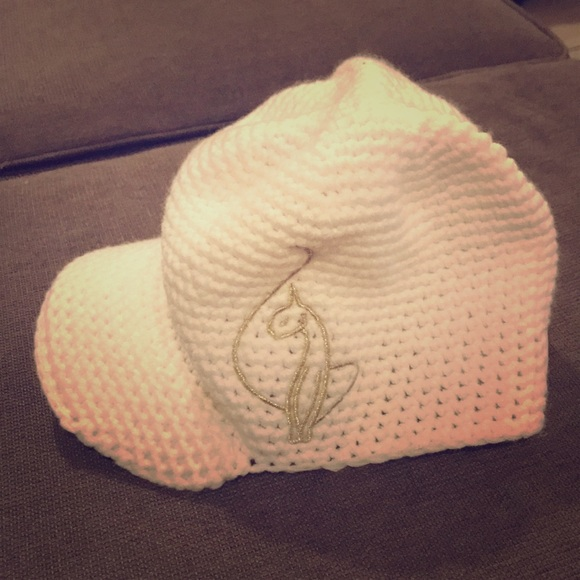 4812757832a5c Baby phat white knit cap
