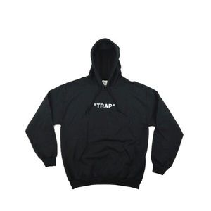 "Other - 🚫Sold🚫""Trap"" Hoodie - Black"