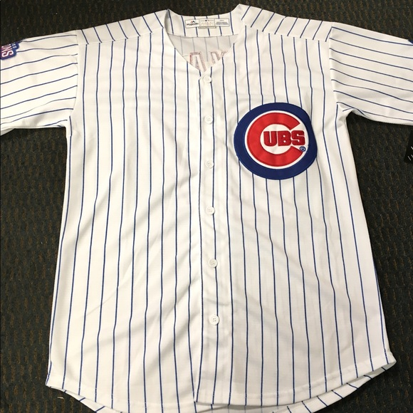 wholesale dealer 9339f 9f600 Youth Chicago Cubs #17 Kris Bryant Jersey NWT