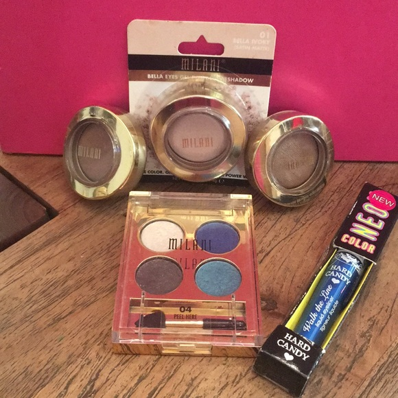 Milani Makeup Hard Candy Eye All New Products Poshmark