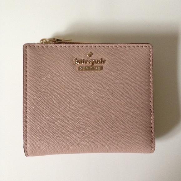 8c249831a5cad kate spade Handbags - Kate Spade Cameron Street Adalyn wallet beige