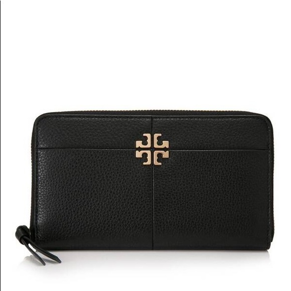 f6d17ee3d5e2 TORY BURCH Ivy Continental Wallet in Black