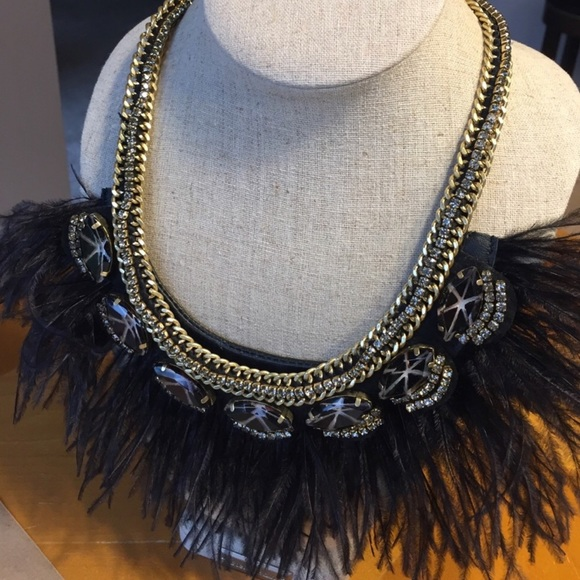 Stella & Dot Jewelry - Stella&Dot Harper Feather Necklace