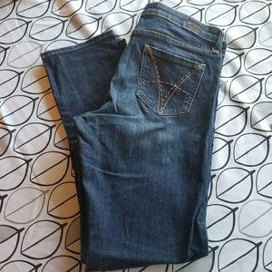 Kut from the Kloth Catherine Boyfriend Jeans NWOT