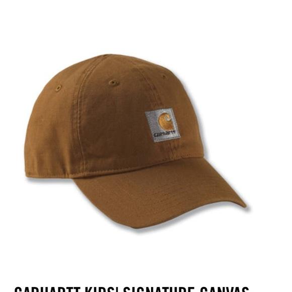 8b5e9ee5c Baby carhartt hat