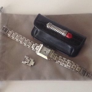 Brighton Watch & Brighton Lipstick Case