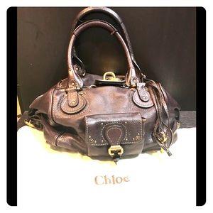Vintage Chloe Paddington Handbag
