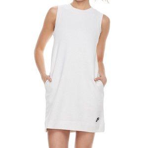 Nike Sweatshirt Dress w/ Pockets!!!