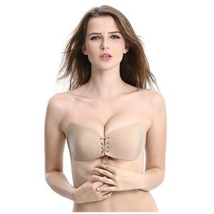 Other - Invisible Women's Strapless Self Adhesive Demi Bra