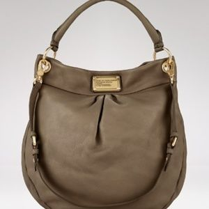 MARC BY MARC JACOBS Hobo Classic Q Hillier Taupe