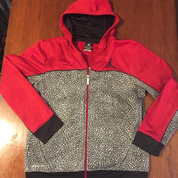 ad6a11d796074a Air Jordan Nike Other - 🔥Nike Air-Jordan Therma-Fit Zip Hoodie Jacket