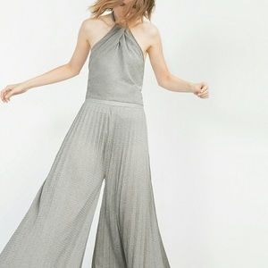 Zara Jumpsuit Perfect for the Holidays parties