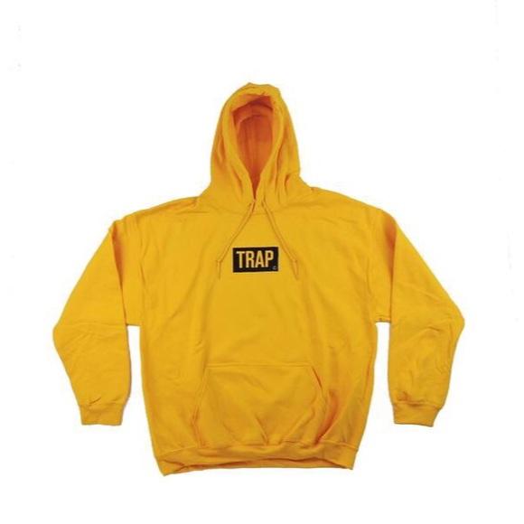 Other - Trap Bogo Hoodie - Mustard