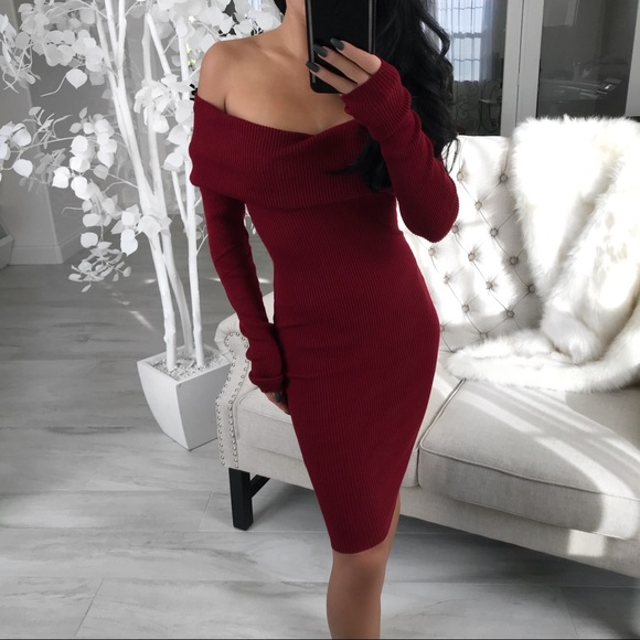 Ruby Dress Red Accessories