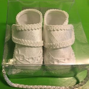 Other - Adorable Handmade Christening Shoes