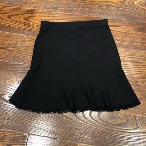 Black theory skirt