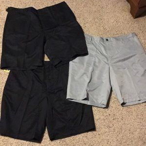 3 pairs Men's Adidas Dress Shorts