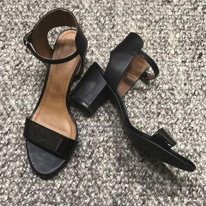 14th & Union Chunky Heels