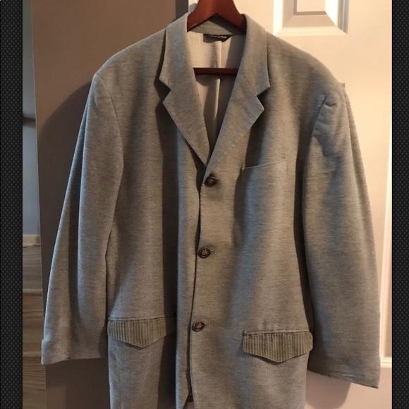 9b3c33abe0e21 Versace Made in Italy Men s Blazer Jacket Large