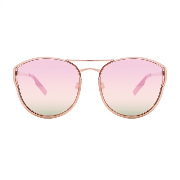 403d781b9b Quay Cherry Bomb Pink Mirrored Sunglasses