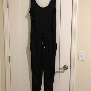 H&M Sleeveless Jumpsuit