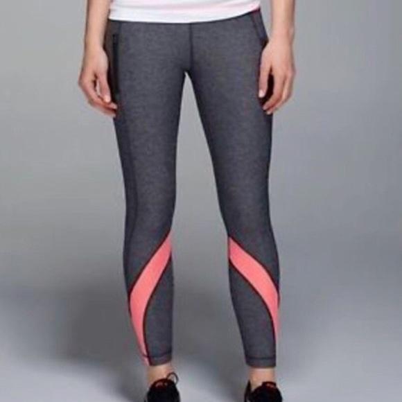 d0e0cabe20310 lululemon athletica Pants | Lululemon Run Inspire Ii 78 Pant | Poshmark
