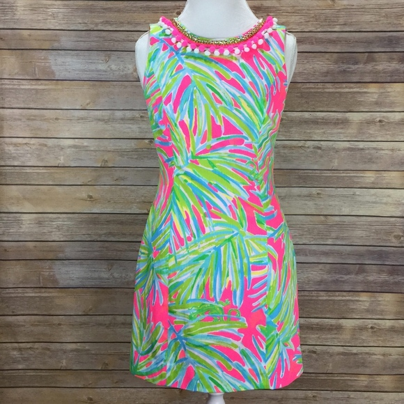 e6987bf6ec9 Lilly Pulitzer Dresses   Skirts -   HOST PICK   LILLY P Tiki Pink
