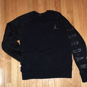 Jordan Sweaters | Mens Air Jordan Black