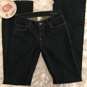 Club Monaco Dark Blue Jeans Size 26