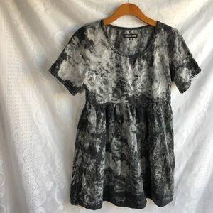 Free People Zee Gee Why Tye dye dress