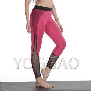 d444dc64448 Yoggao leggings mesh pink fileli Halloween 🎃👻🎃