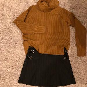 R D Style Turtleneck Sweater