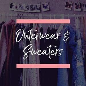 Outerwear & Sweaters!