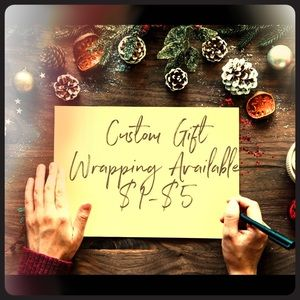 Other - Gift 🎁 Wrapping