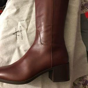 Aquatalia justina calf boots